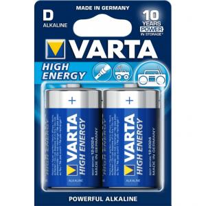 1x2 Varta Longlife Power Mono D LR 20
