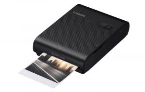 Canon Compact printer selphy square QX10 Black