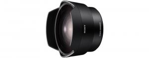 Sony SEL 16mm/F3.5 Fisheye Converter