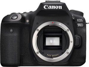 Canon EOS 90D - Body - Zwart