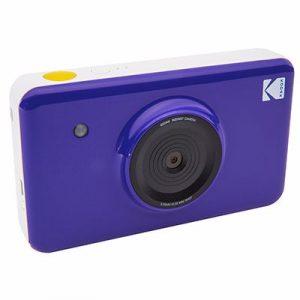 Kodak compact camera MINISHOT PURPLE INCL DYESUB CARTRIDGE VOOR 20 FOTO