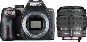 Pentax K-70 + 18-55 WR