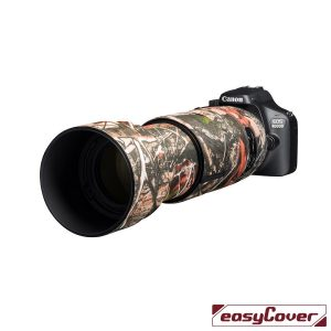easyCover Lens Oak for Tamron 100-400mm Forest Camouflage