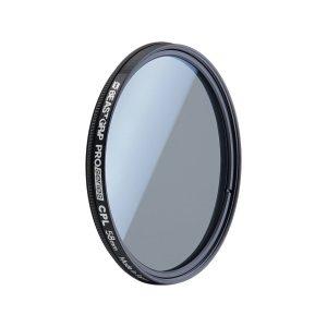 Beastgrip Pro Series Circular Polarizer filter 58mm