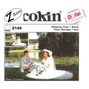 Cokin Filter Z149 Wedding 1 Black