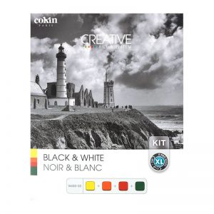 Cokin P Filter W400-03 Black & White Kit