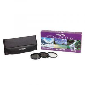 Hoya Digital Filter Kit 30.5mm (3 filters)