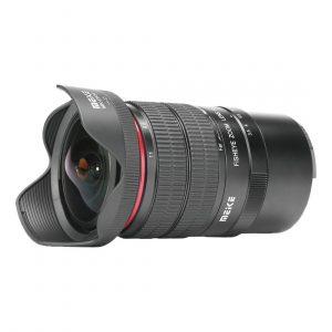 Meike MK-6-11mm f/3.5 Fisheye Nikon 1-mount objectief