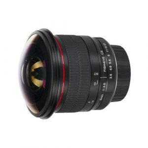 Meike MK-8mm f/3.5 Fisheye Canon RF-mount objectief