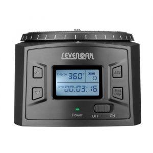 Sevenoak Elektronische Panoramakop SK-EBH2000