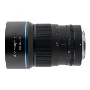 Sirui 50mm f/1.8 Anamorphic 1.33x (Fuji X-mount)
