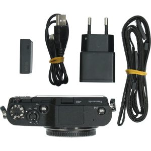 Tweedehands Panasonic DC-GX800 Body zwart CM1717