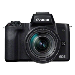 Canon EOS M50 systeemcamera Zwart + 18-150mm IS STM
