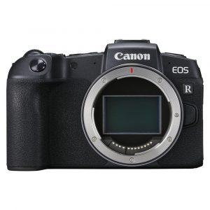 Canon EOS RP systeemcamera Body Zwart