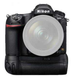 Nikon D850 DSLR Body + MB-D18 Battery Grip