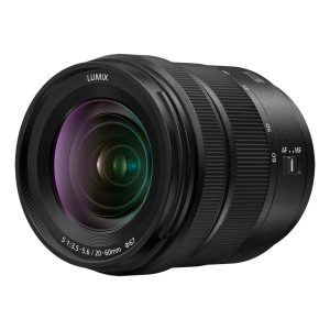 Panasonic Lumix DC-S5 systeemcamera Zwart + 20-60mm f/3.5-5.6