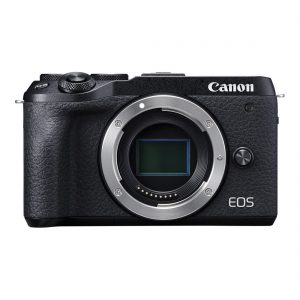 Canon EOS M6 Mark II systeemcamera + 18-150mm IS STM