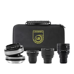 Lensbaby Optic Swap Founders Collection Nikon F (FX)