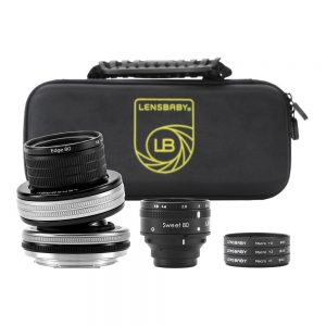 Lensbaby Optic Swap Macro Collection Sony E