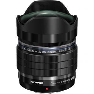 Olympus M.Zuiko Digital ED 8 mm f/1.8 Fisheye Pro