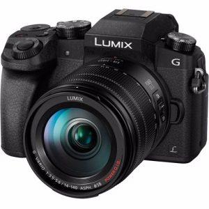 Panasonic systeemcamera LUMIX G DMC-G7 + 14-140 ZW