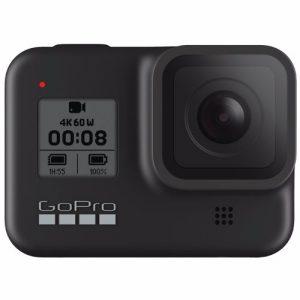 GoPro actioncam Hero8 (Zwart)