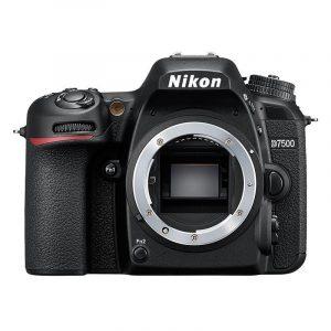 Nikon D7500 DSLR + 16-80mm VR